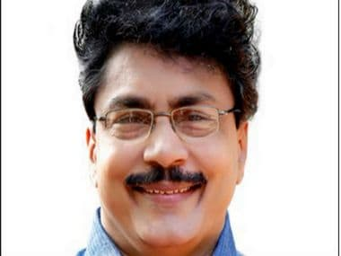 Image of Shoranpur MLA PK Sasi. CNN-News18
