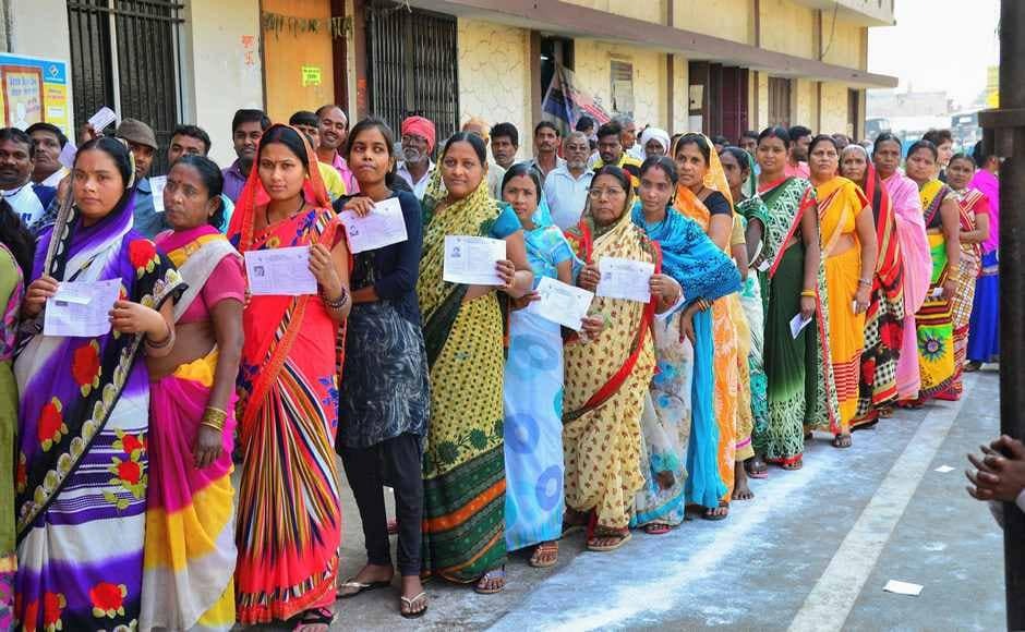 The second phase of Chhatisgarh Assembly polls, held for 72 seats spread across 19 districts, saw a voter turnout of 64.8 percent. PTI