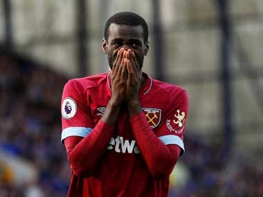 File image of Pedro Obiang. Reuters