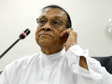 File image of Karu Jayasuriya. Reuters