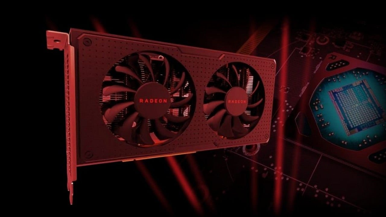 AMD launches its 12 nm Radeon RX 590 for gamers who don't