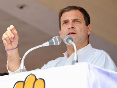 Rahul Gandhi says Manohar Parrikar clearly denied involvement in new Rafale deal orchestrated by Narendra Modi