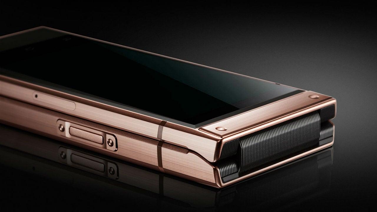 Samsung W2019. Image: Samsung China