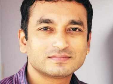 File image of Karnataka-based journalist Santosh Thammaiah. Facebook