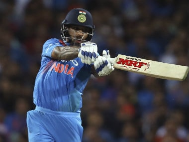 India vs Australia: How technical changes have helped Shikhar Dhawan reinvent himself in T20 arena