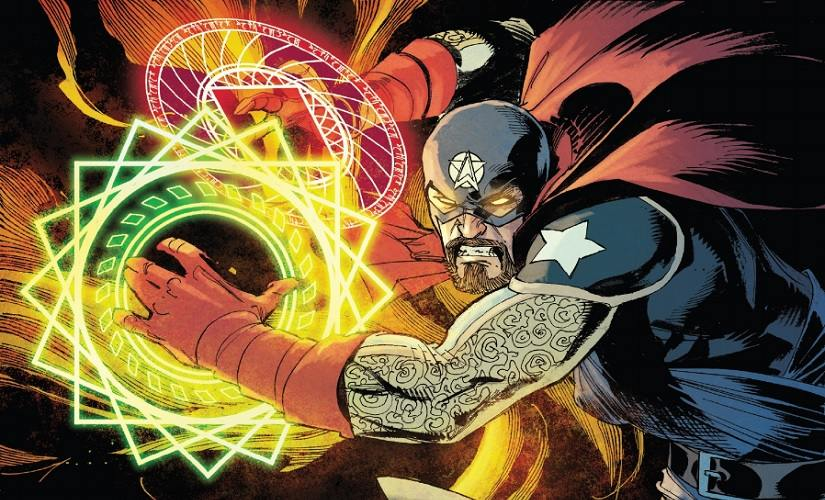 The concept is pretty 'out there' but the Soldier Supreme has grown on me | Marvel Comics
