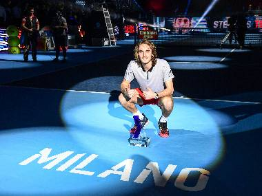 Next Gen ATP Finals format tests mental readiness of budding players, but not their physical prowess