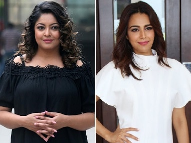 Tanushree Dutta 'surprised' by Swara Bhasker's #MeToo comment: Some people are just not comfortable talking