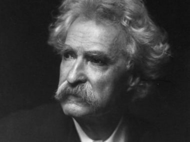 Remembering Mark Twain, the author who gave us Tom Sawyer and Huckleberry Finn, on his 183rd birthday