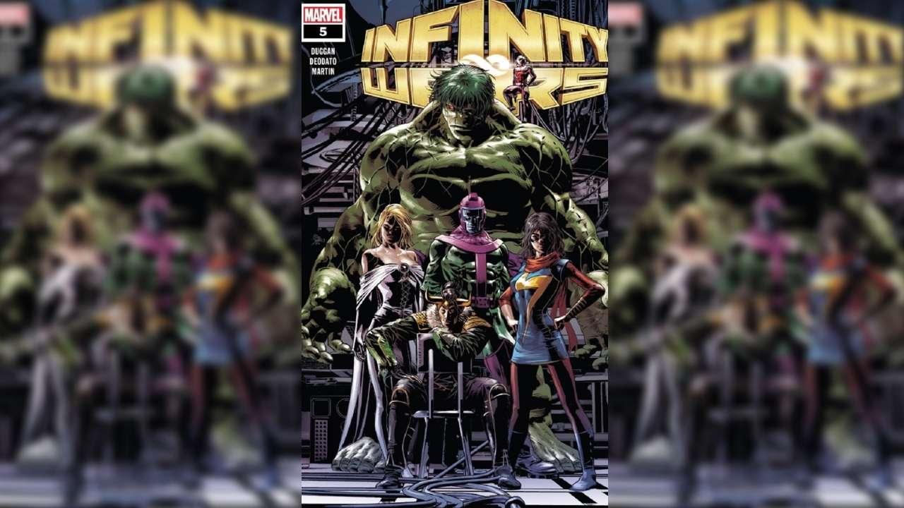 Marvel's Infinity Wars #5 review: In the penultimate issue, a plan comes together, as others fall apart