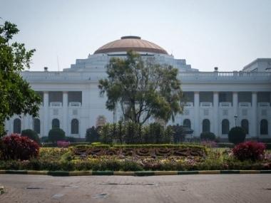File photo of West Bengal Legislative Assembly. Wikimedia Commons
