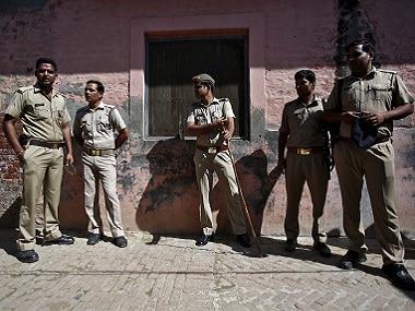 File image of Uttar Pradesh Police. Reuters