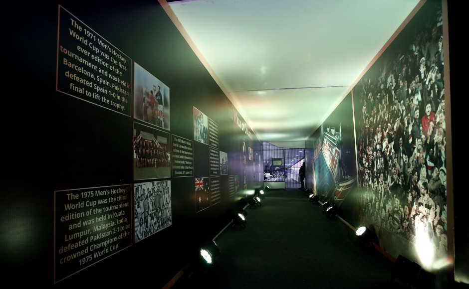 The 'Walk of Champions' is dedicated to Men's Hockey World Champions and the athlete's participating in the Odisha Hockey Men's World Cup Bhubaneswar 2018. Firstpost/Shantanu Srivastava