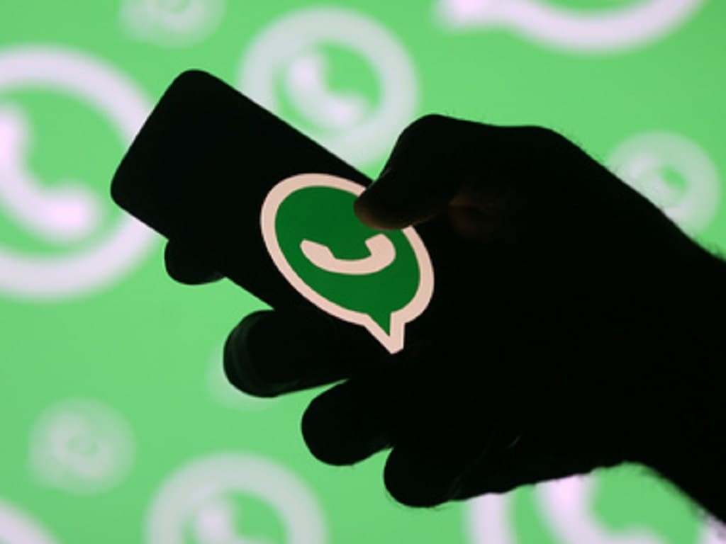 WhatsApp says it amy cease to exist in India if new regulations kicks in. Image: Reuters