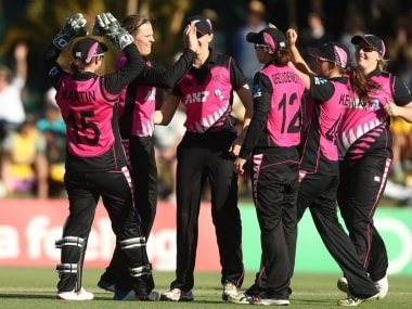 White Ferns squad consists of six spinners as they aim for maiden WT20 title in the Caribbean. Image courtesy: Twitter @ICC