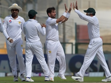 Pakistan vs New Zealand: Yasir Shah claims three as hosts dismiss Black Caps for 153 on opening day of first Test