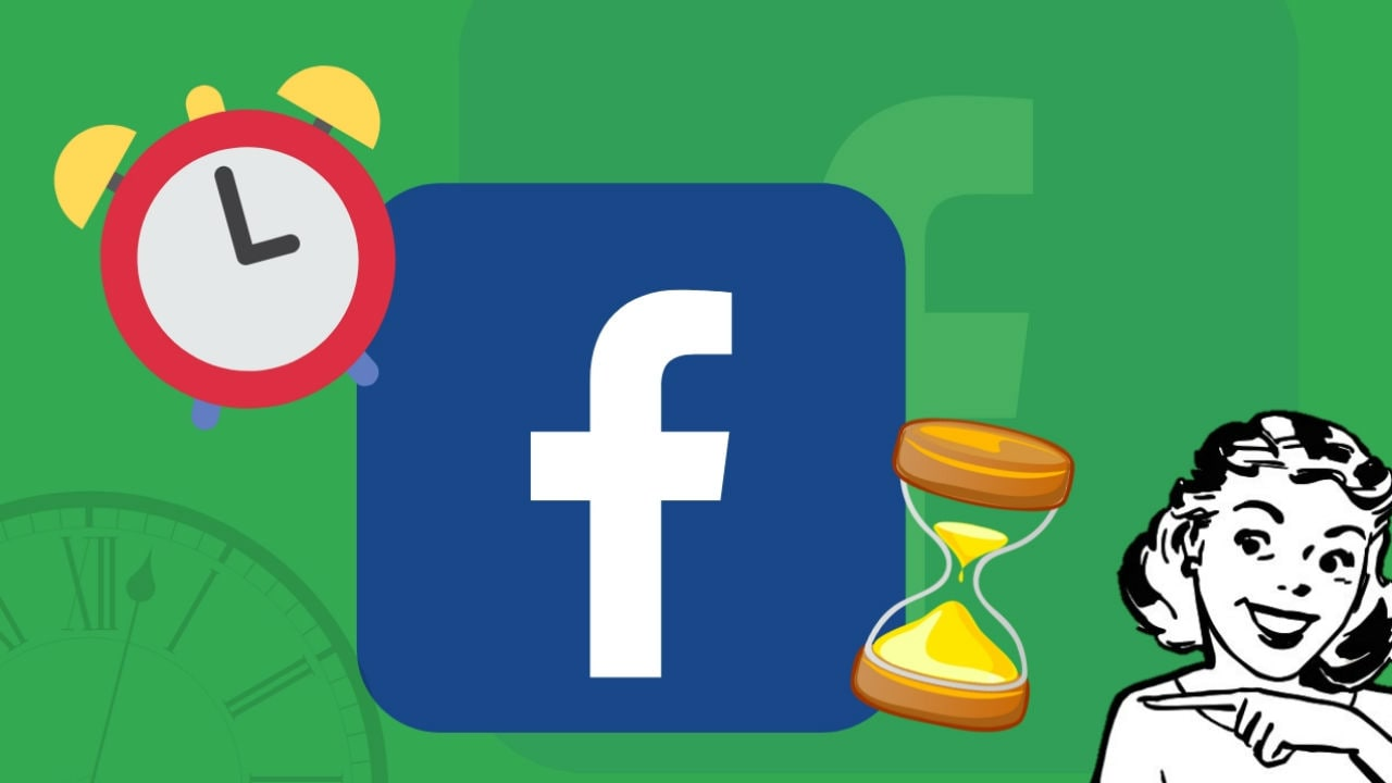 Your time on Facebook. Image: Tech2