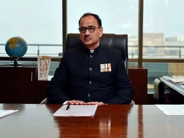 File photo of CBI director Alok Verma. Getty Images