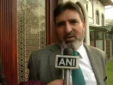 Altaf Bukhari says he is happy over PDPs decision to expel him, calls reasons for dismissal debatable