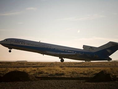 An Ariana Afghan Airlines flight. File image. Reuters