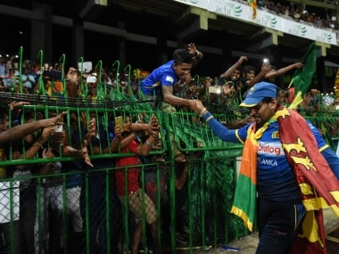 Former Sri Lankan cricketer Tillakaratne Dilshan joins Mahinda Rajapaksa's newly-formed SLPP
