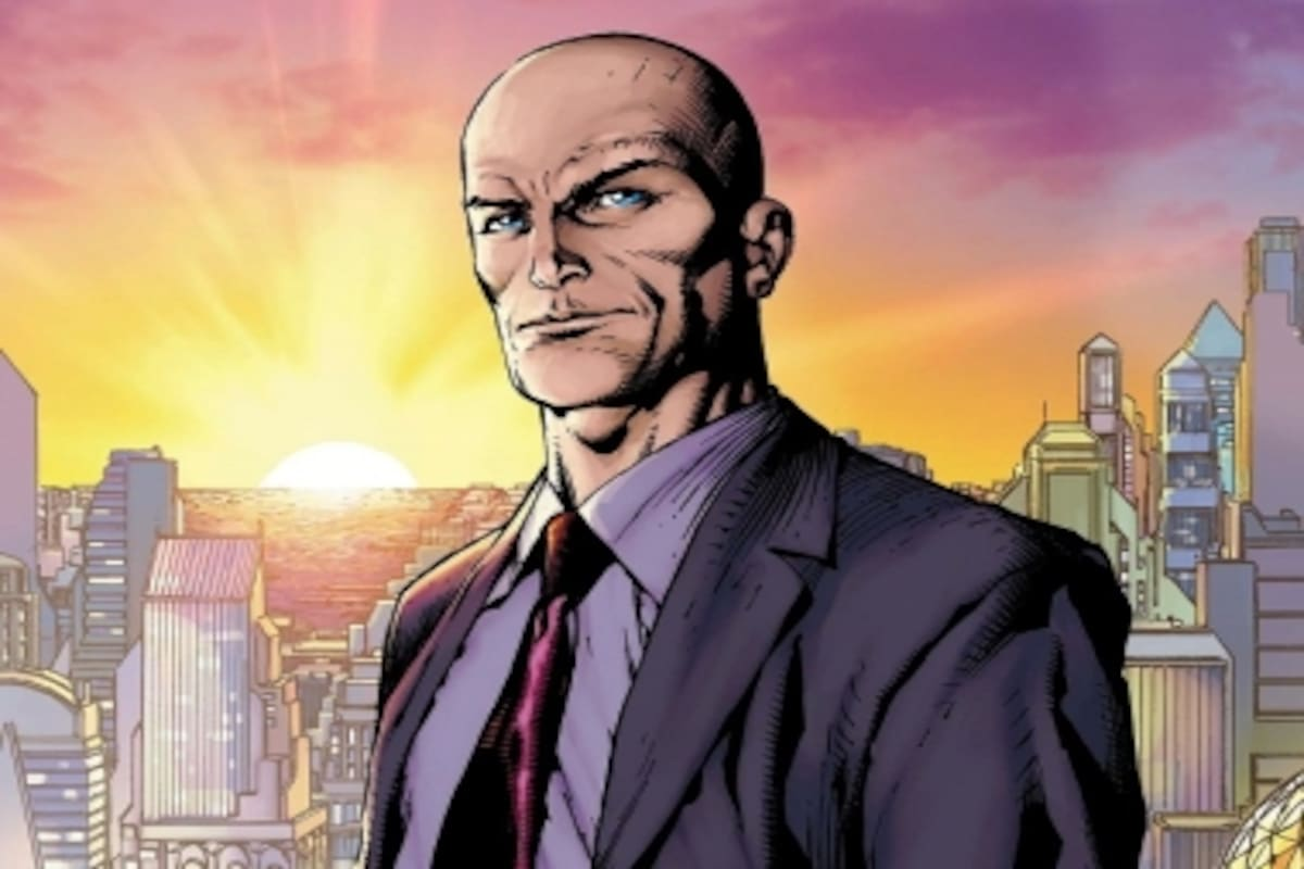 Lex Luthor: How one of DC Comics' most iconic and malevolent villains came into being-Entertainment News , Firstpost