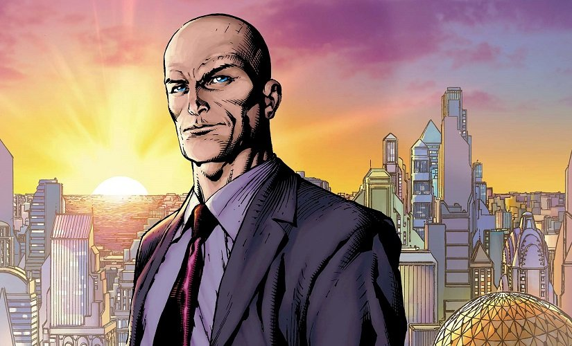 Alexander Joseph Luthor, Hating Kryptonians since 1940 | Source: DC comics