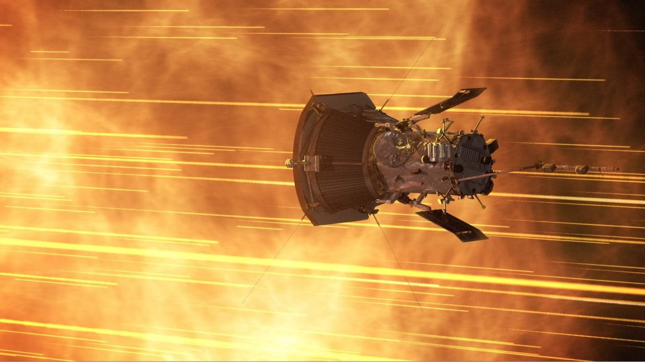 NASA's Parker probe to the sun reveals surprises about solar wind, a year into its 7-year mission- Technology News, Firstpost