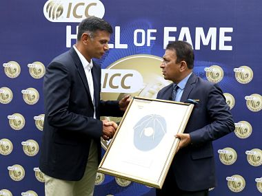 Former India captain Rahul Dravid inducted into ICC Hall of Fame, becomes fifth Indian player to enter elite list