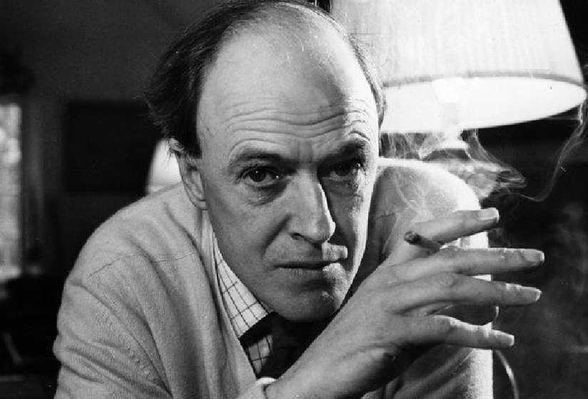 Roald Dahl. Image from Twitter @xdsgnr_official