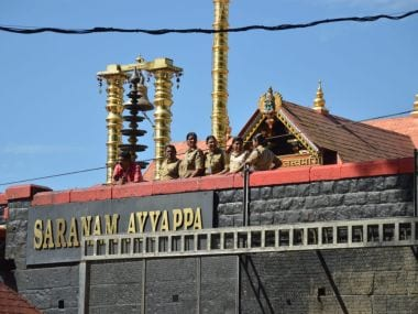 Devaswom Board says no pressure from Kerala govt to change Sabarimala stand, move to end discrimination based on biological attributes