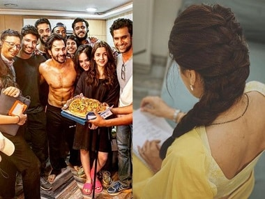 Alia, Varun wrap shoot for Kalank; Taapsee Pannu's Mission Mangal look: Social Media Stalkers' Guide