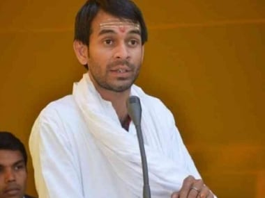 Tej Pratap Yadav says he is in Haridwar, wont return home till family backs decision to divorce wife