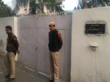 Police investigation of the murder of fashion designer Lakhani and her domestic help is underway. ANI