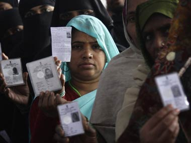 Voting in Jind bypolls underway: 25% voter turnout recorded in first few hours; BJP, Congress, INLD, JJP candidates in fray