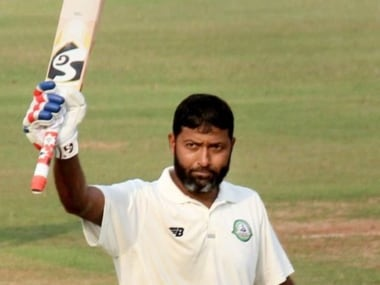 Ranji Trophy 2018-19: Wasim Jaffer slams double ton as Vidarbha grab 204-run lead over Uttarakhand; Karnataka flounder in stiff chase