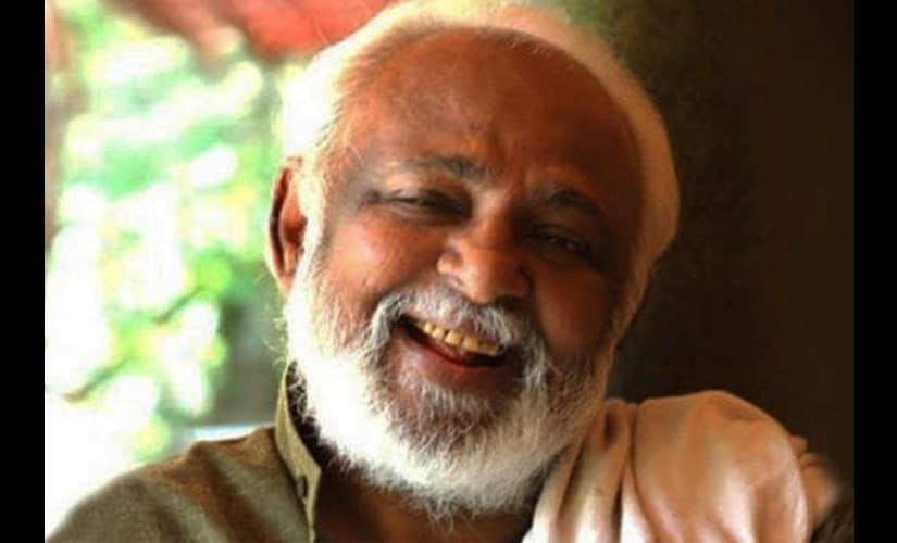 Perumthachan' director Thopil Ajayan. Image via Twitter