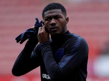 File image of Ainsley Maitland-Niles. Reuters