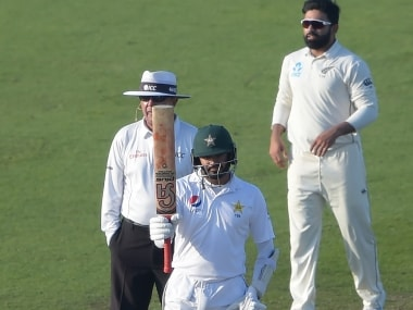 Pakistan vs New Zealand: Azhar Ali leads hosts' reply after Bilal Asif's five-wicket haul on second day of third Test