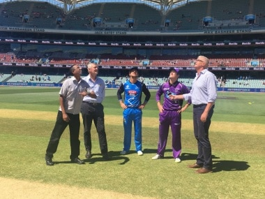BBL to replace coin toss with bat flip in 2018/19 season; captains to call hills or flats rather than heads or tails