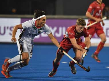 Hockey World Cup 2018: Belgium edge past two-time winners Germany to set up semi-final clash against England