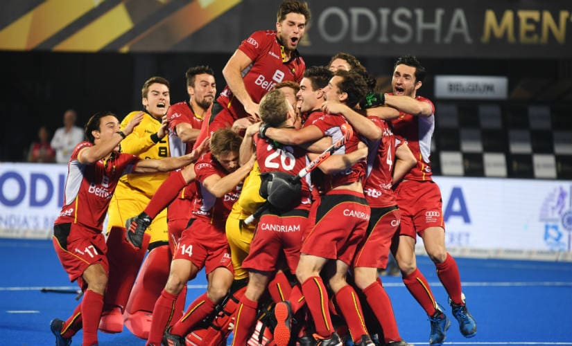 Hockey World Cup 2018: Belgiums decade of dreams and sweat translates to golden glory in Bhubaneswar