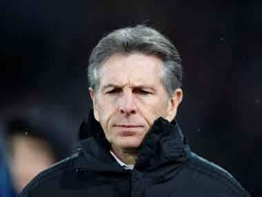 File image of Claude Puel. Reuters