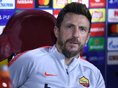 Serie A: Embattled AS Roma coach Eusebio Di Francesco defiant ahead of Genoa clash despite rumours of possible sacking