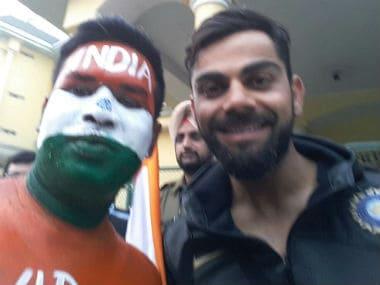 Hockey World Cup 2018: Meet Nikas Kanhar, the Virat Kohli 'Superfan' who has turned to hockey, for now