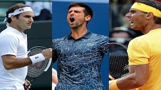 Us Open 2019 Men S Preview Novak Djokovic Favourite To Win 17th Slam As Roger Federer Rafael Nadal Struggle To Keep Up Sports News Firstpost