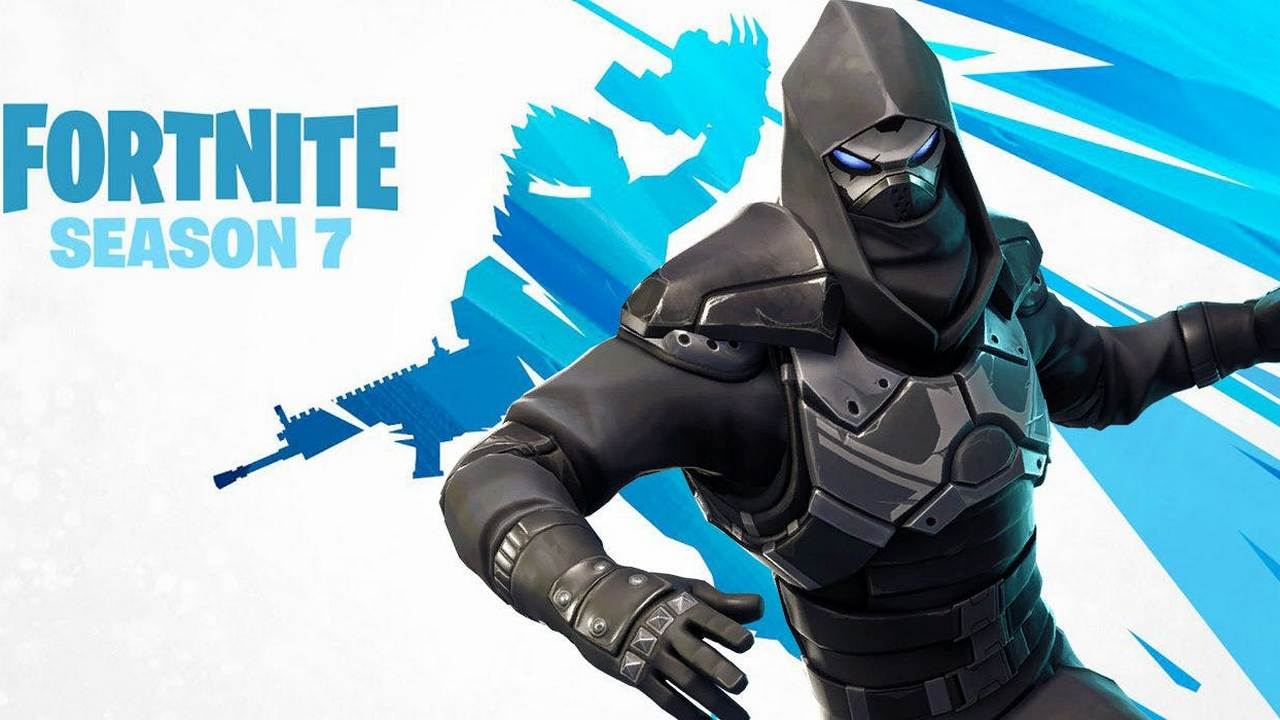 Fortnite Season 7 leaks shows new skins, snowy terrain, new pets and more
