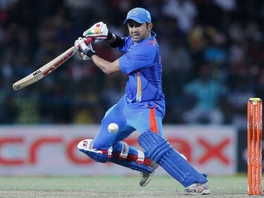 Gautam Gambhir questions MS Dhoni's selection policy during 2012 CB series in Australia