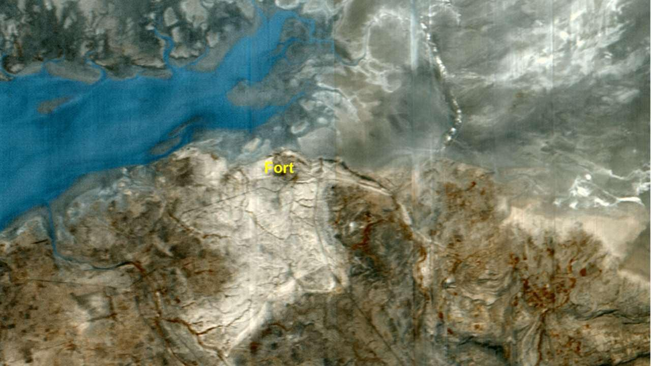 ISROs HySIS earth observation satellite sends back first aerial pictures of Gujarat
