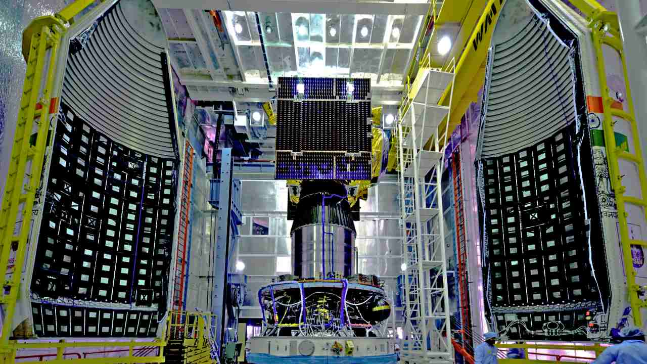 ISRO to launch five military satellites in 2019 to boost strategic assets in space